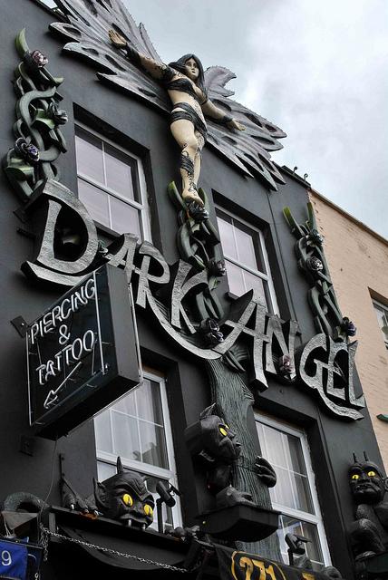 Raleigh kerrigan daeva daemon 39 s archive for Best tattoo shops in raleigh